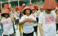 Thousand of Thai do ice bucket challenge